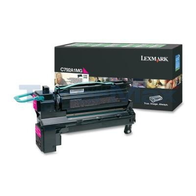 LEXMARK C792 PRINT CART MAGENTA RP 6K